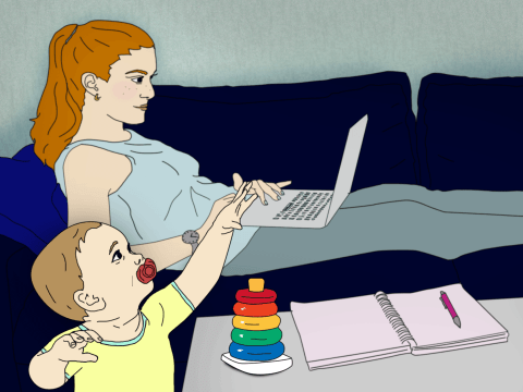 Flexible working and the gig economy: Why it's a nightmare for new parents