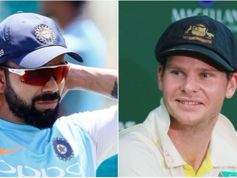 Virat Kohli and Steve Smith react to winning Test and ODI awards