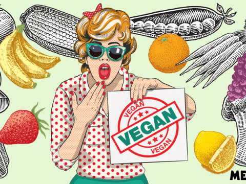 Can vegans ever really get enough protein?
