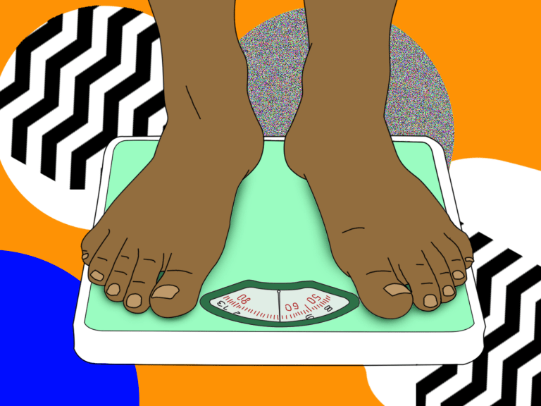 Weight illustration