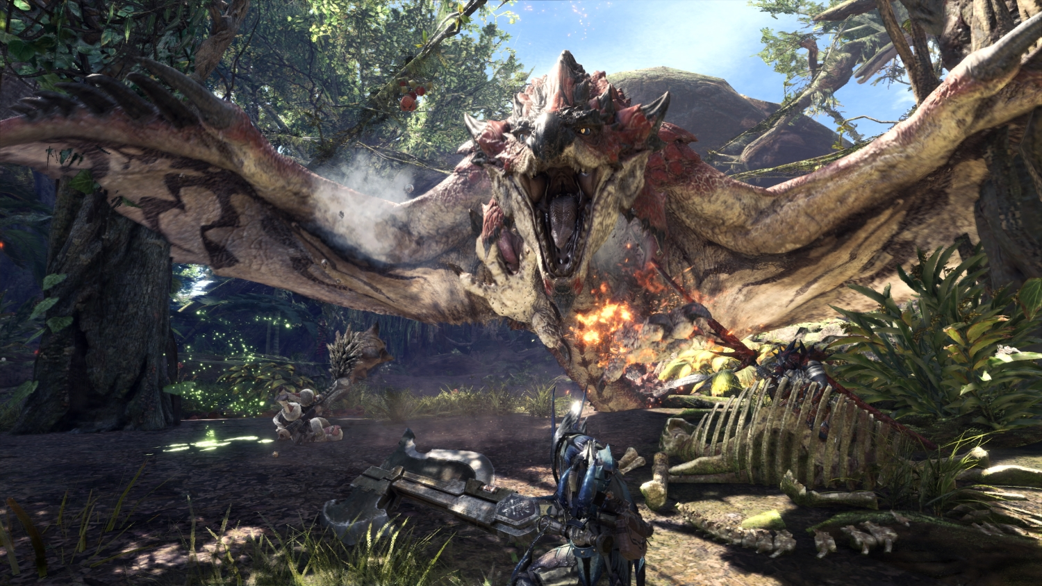 Monster Hunter: World - what's your favourite weapon?