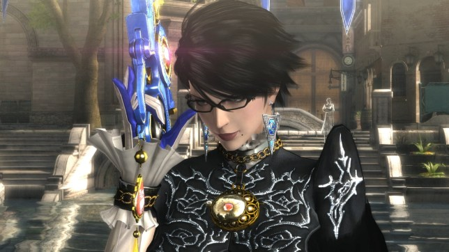 Bayonetta 2 (NS) - tomorrow is hers