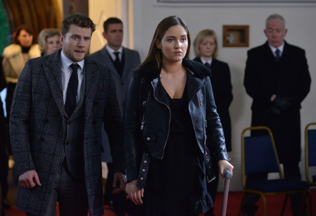 lauren branning, played by jacqueline jossa on eastenders