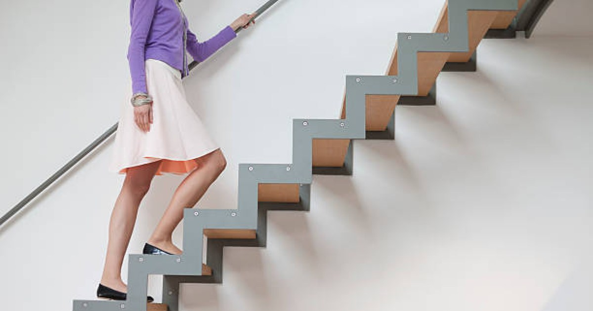 why climbing stairs is