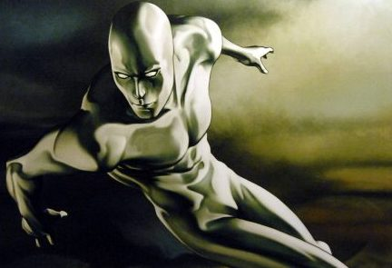 Silver Surfer solo film 'in the works at 20th Century Fox'
