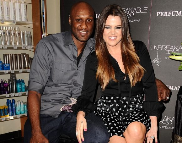 'It couldn't happen to a better person': Lamar Odom insists he's happy for pregnant ex Khloe Kardashian