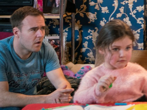 Coronation Street spoilers: Tyrone Dobbs gets a shock after he hits his daughter Ruby