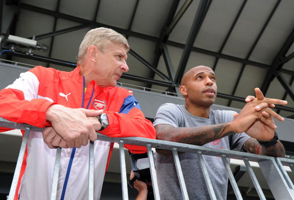 Thierry Henry is the wrong choice to replace Arsene Wenger at Arsenal – Ian Wright