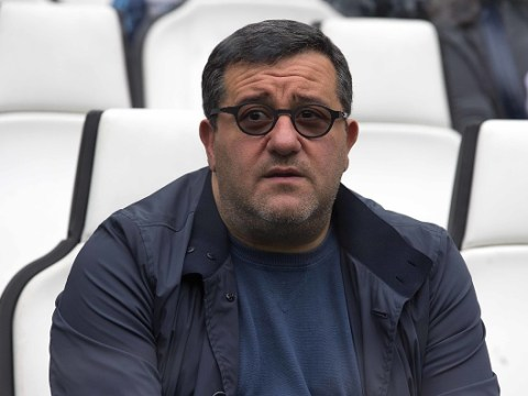 Mino Raiola pushing Justin Kluivert to Everton after falling out with Manchester United