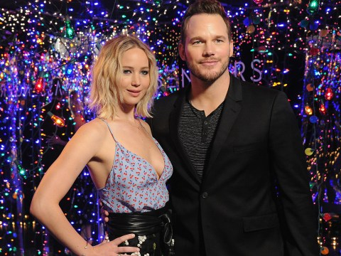 Jennifer Lawrence breaks silence on claims she was behind Anna Faris and Chris Pratt's divorce