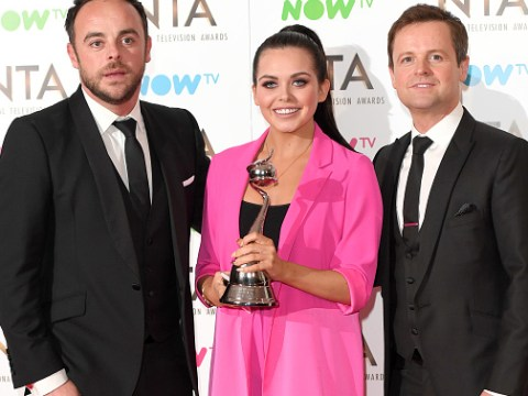 Scarlett Moffatt confirms she will join Declan Donnelly for Saturday Night Takeaway in Florida