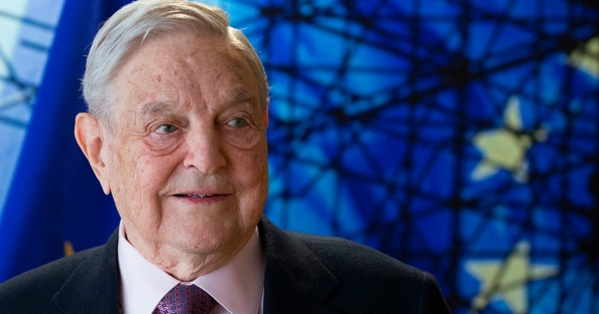 Who Is George Soros The Man Who Broke The Bank Of England