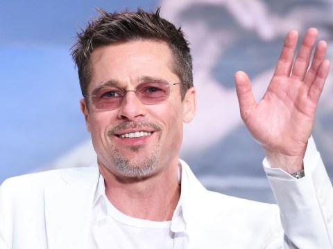 Brad Pitt is living his best life following split from Angelina Jolie