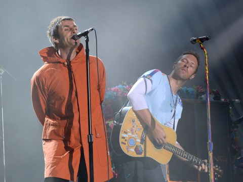 Liam Gallagher 'buried the hatchet with Chris Martin' when they played One Love Manchester