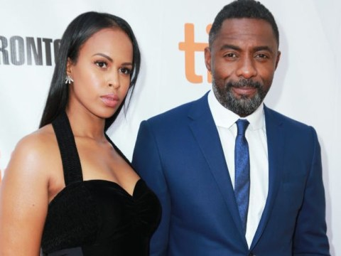 Idris Elba proposes to girlfriend on stage at screening of his own film