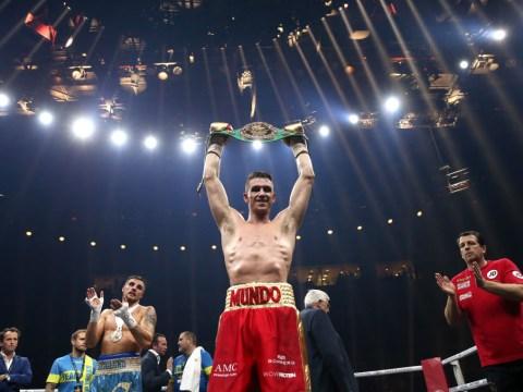 Who is Callum Smith? Record, age, height, his three boxing brothers and why it says 'Autism' on his shorts