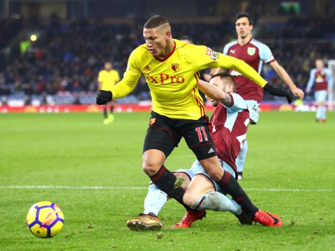 Watford forward Richarlison reveals Chelsea star Willian has been giving him tips