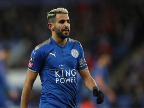 Arsene Wenger takes pop at Riyad Mahrez over Leicester absence