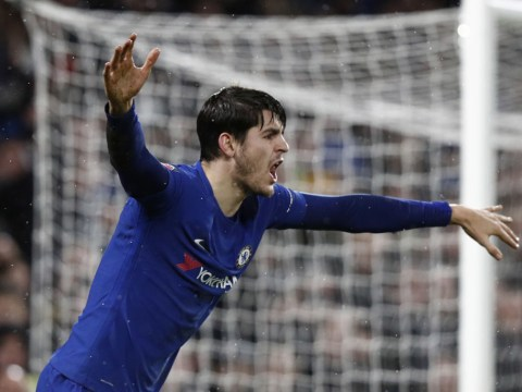 Antonio Conte reveals how Alvaro Morata has responded to Olivier Giroud competition