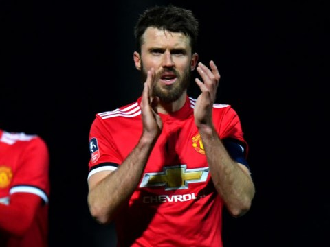 Michael Carrick confident Scott McTominay will take his place at Manchester United