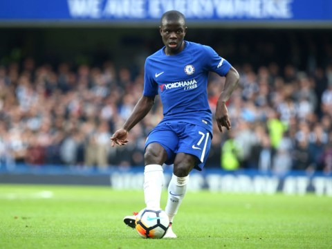 Antonio Conte explains what caused N'Golo Kante to pass out ahead of Manchester City match