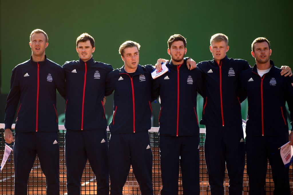 Davis Cup defeat for Great Britain as Cameron Norrie loses to Albert Ramos-Vinolas