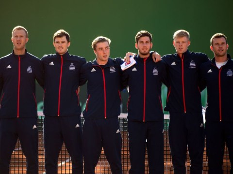 Davis Cup defeat for Great Britain as Cameron Norrie loses to Albert Ramos-Vinolas