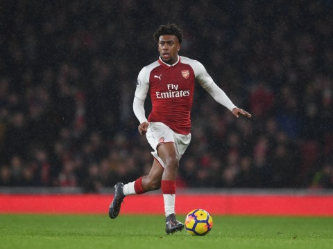 Martin Keown hints at real reason Alex Iwobi was dropped for Spurs clash