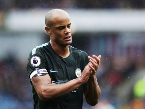 Manchester City figured out how to deal with Liverpool after 45 minutes and will dominate at the Etihad, says Vincent Kompany