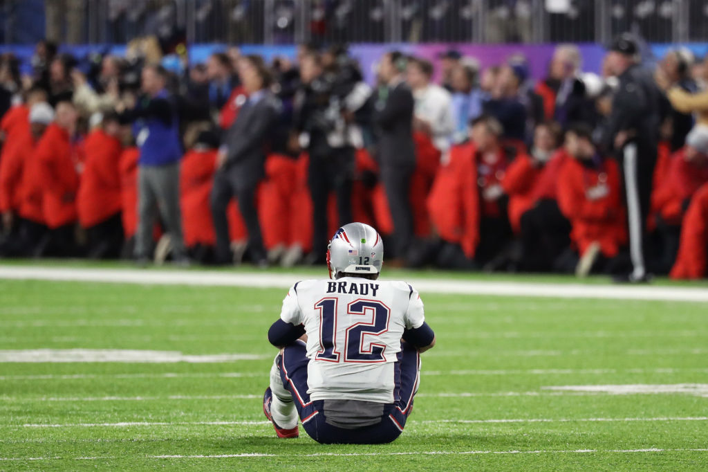 Tom Brady savaged after Philadelphia Eagles win Super Bowl LII