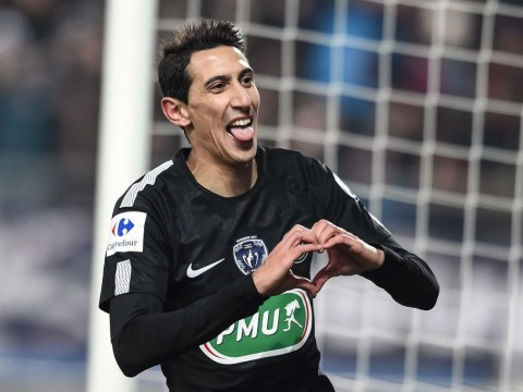 Angel Di Maria takes swipe at Real Madrid ahead of PSG clash