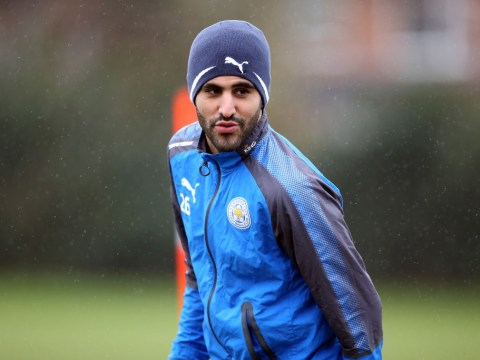 Riyad Mahrez admits his future is uncertain despite withdrawing his Leicester transfer request