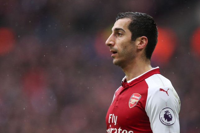 458575ac252 The two players agreed to join Arsenal together prior to the January window  (Picture  Getty). Henrikh Mkhitaryan has confirmed that both he ...