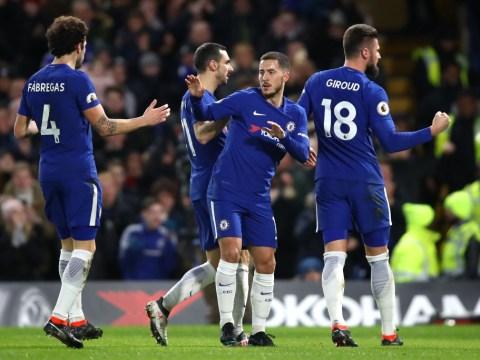 Barcelona must 'worry' about Chelsea stars Eden Hazard, Olivier Giroud, Alvaro Morata and Cesc Fabregas, says Antonio Rudiger