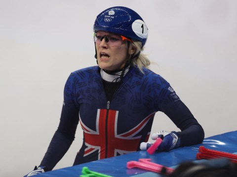 Elise Christie reveals Olympic superstars have been in touch ahead of next medal shots