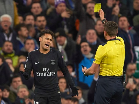 Fans fume as Neymar escapes red card following bizarre refereeing decision