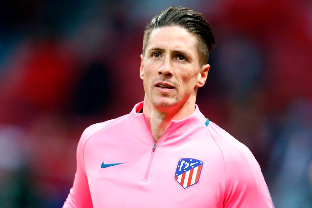 Atletico Madrid striker Fernando Torres on verge of shock transfer to China