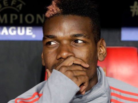 Paul Pogba included in Manchester United's Champions League squad to face Sevilla