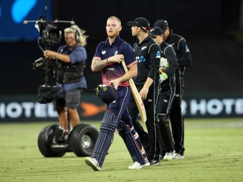 Ben Stokes feels 'emotional' after ODI match-winning performance as England beat New Zealand