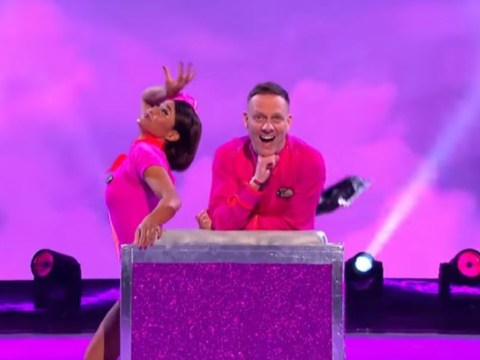 Who went out on Dancing On Ice as Antony Cotton, Donna Air and Max Evans face double elimination?