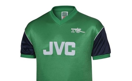 hot sale online 02cfa 5c8cb Arsenal News: Mint green third kit leaked and Gooners hate ...