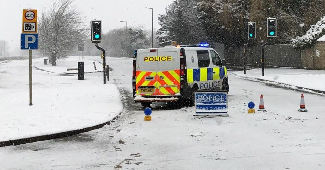 Four dead in Beast from the East snow crashes in