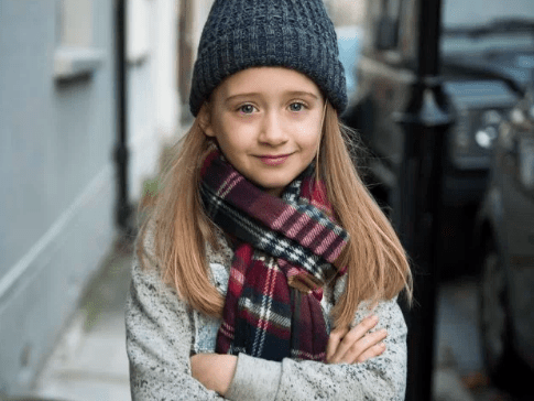 Seven-year-old girl writes to Zara asking to model for the boys' section
