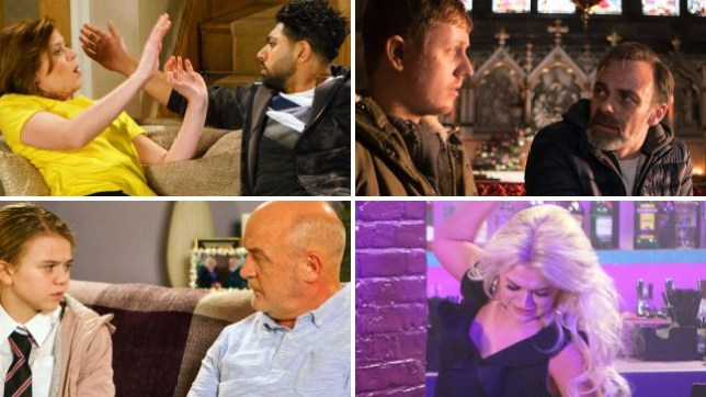 Coronation Street spoilers for Zeedan and Leanne, Billy and Lee, Phelan and Summer and Bethany