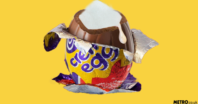 Are you really that surprised by how much sugar a Creme Egg contains? Picture: Getty/metro.co.uk