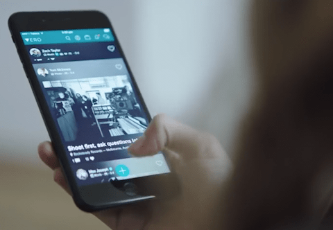 Vero has one key feature that's missing from Facebook, Instagram and Twitter