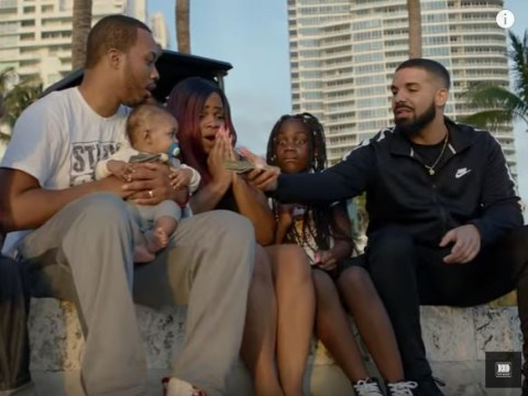 Drake reveals himself to be the nicest guy in rap in video for God's Plan