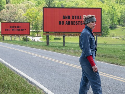 Why has Three Billboards Outside Ebbing, Missouri become an awards season favourite?