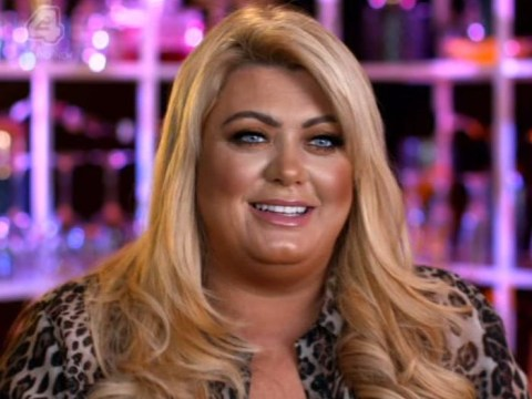 Gemma Collins' 'panicky vagina vibes' puts off men as she storms out of Celebs Go Dating