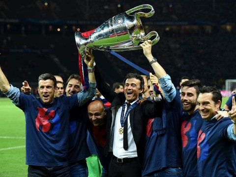 PSG end Luis Enrique pursuit because they're convinced he's going to Chelsea